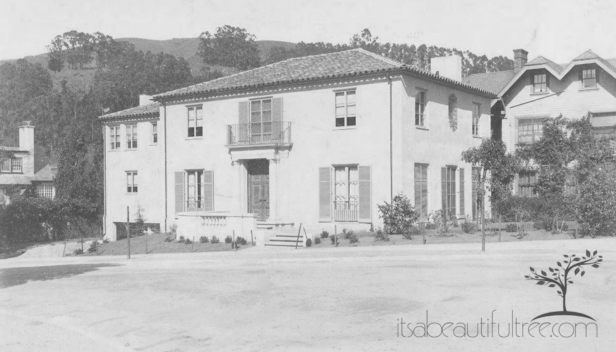 2815 Oak Knoll Terrace Berkeley Of My Great Grandfather The Final Chapter It 39 S A Beautiful
