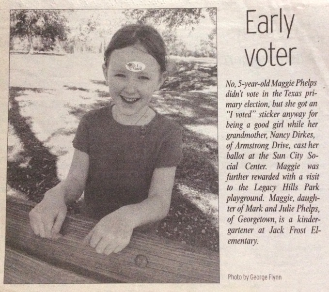 Early Voter