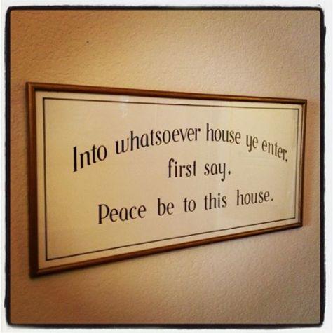 IntoWhatsoeverHouse