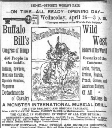 Buffalo Bill Opening Day