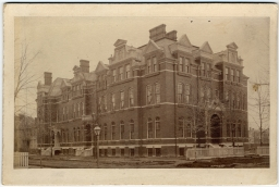 Liggett School Detroit 1883