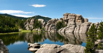 South-Dakota-State-Parks_Sylvan-Lake-Custer-State-Park