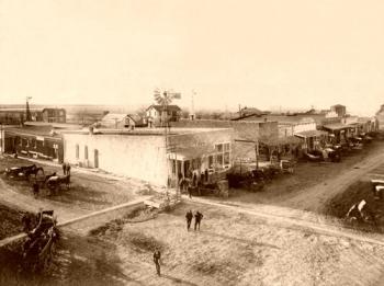 Dodge City Street-500