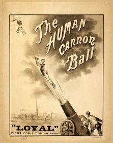 Human Cannon Ball