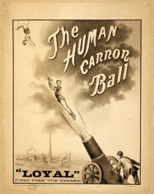 Human Cannon Ball